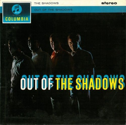 THE SHADOWS Out Of The Shadows Vinyl Record LP Columbia 1962